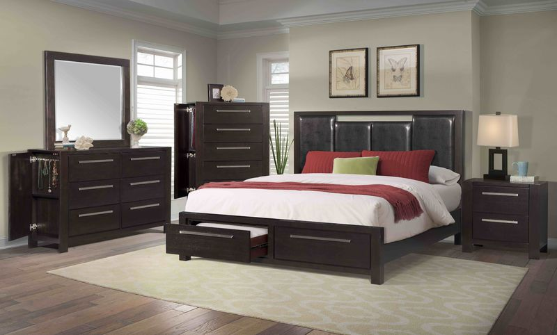 Lansing Bedroom Set