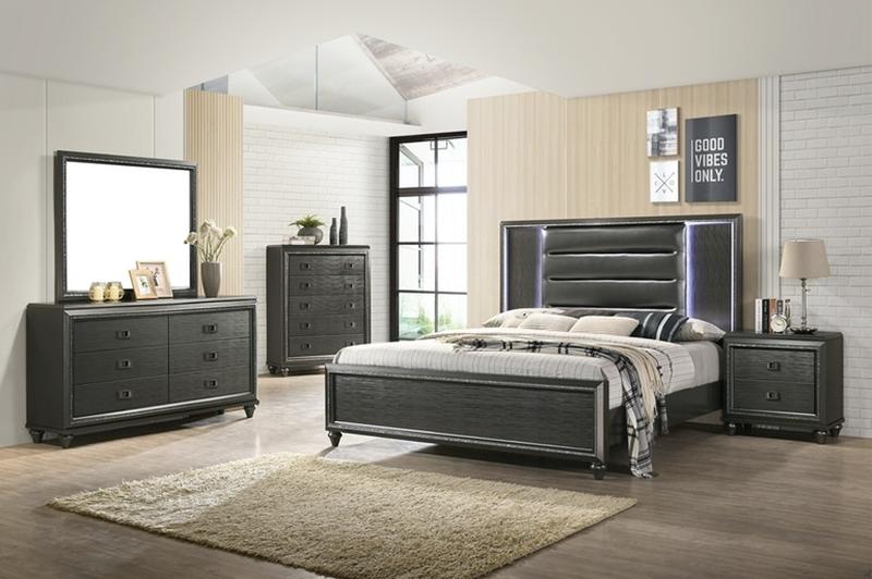 Moonstone Bedroom Set