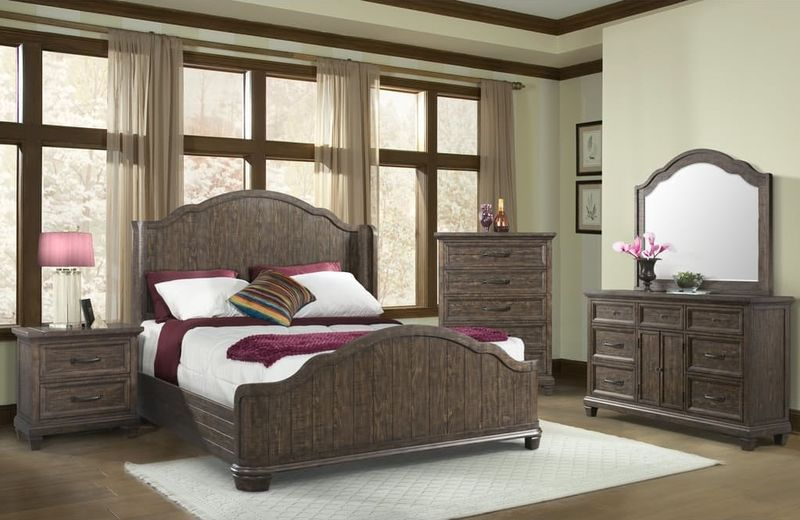 Mill Valley Bedroom Set