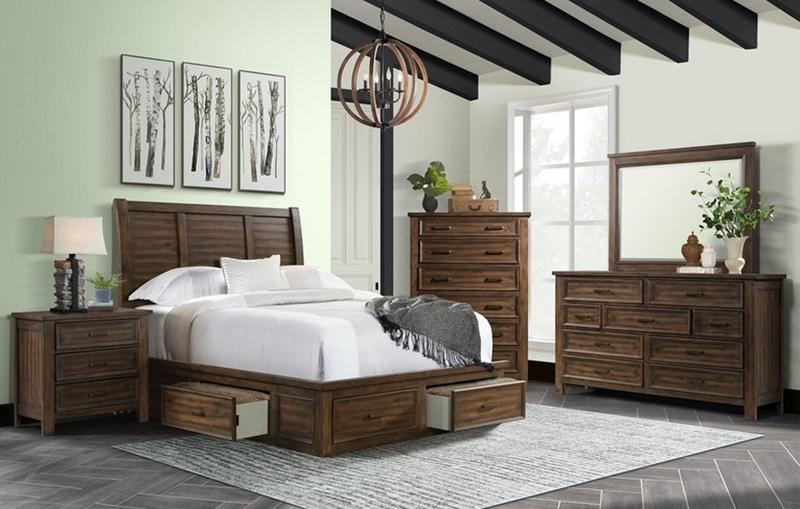 Sullivan Bedroom Set