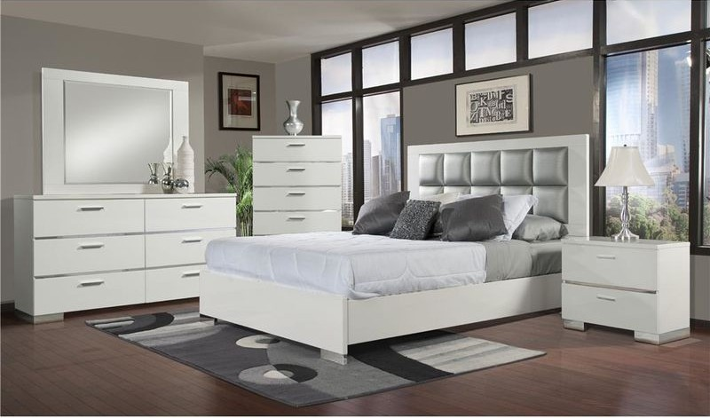 Salerno Bedroom Set