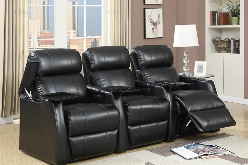 Cecil Power Reclining Living Room Set