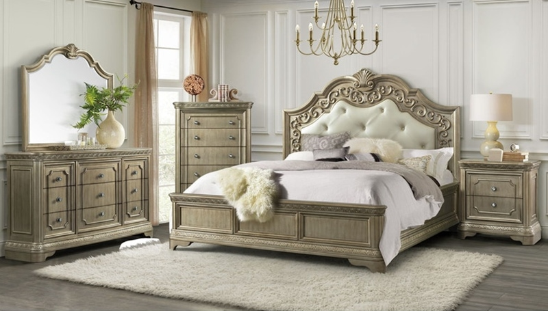 Vincenza Bedroom Set