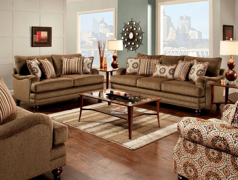 Bon Adderley Living Room Set