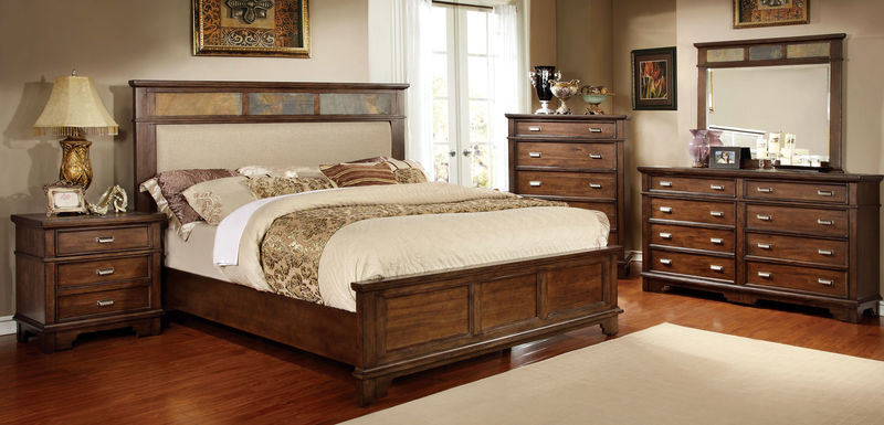 Alcazar Bedroom Set