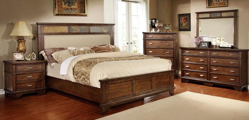 Alcazar Bedroom Set