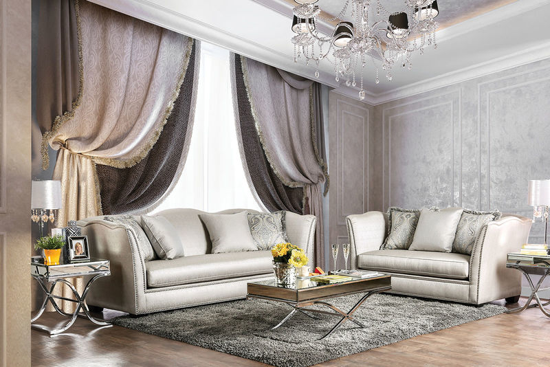 Alessandra Living Room Set