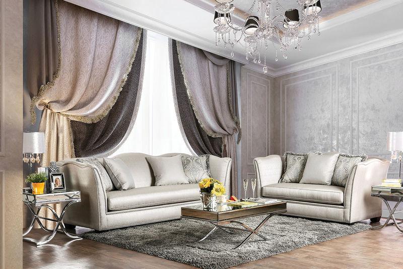 Alessandra Living Room Set