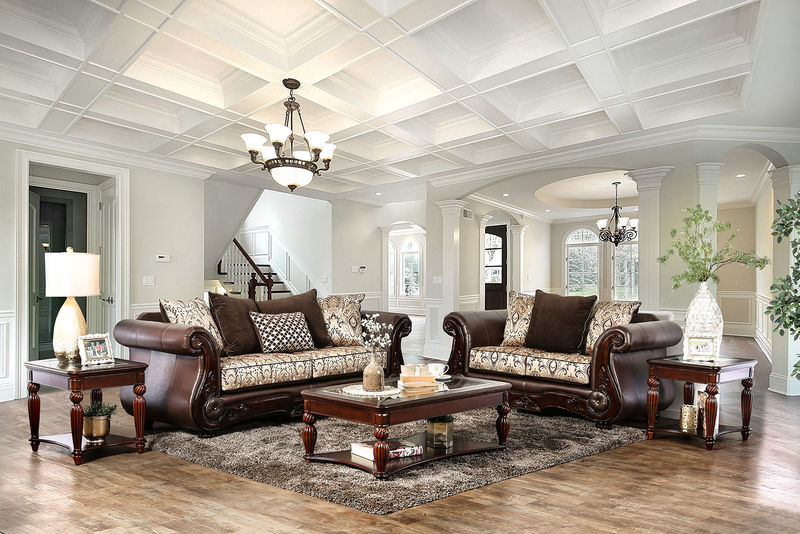 Alessio Formal Living Room Set