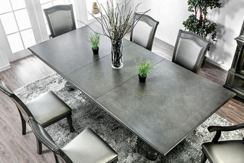 Alpena Formal Dining Room Set in Gray