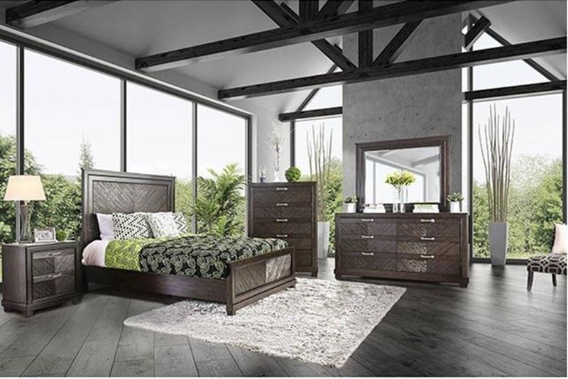 Argyros Bedroom Set with Storage Drawers