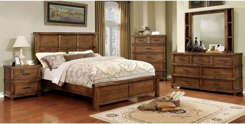 Baddock Bedroom Set