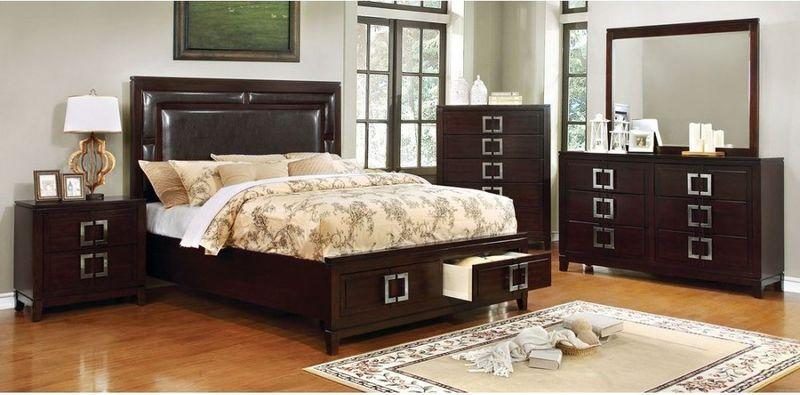 Balfour Bedroom Set with Storage Bed
