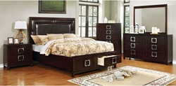 Balfour Bedroom Set with Storage Bed