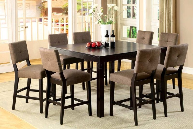 Bay Side Counter Height Dining Room Set