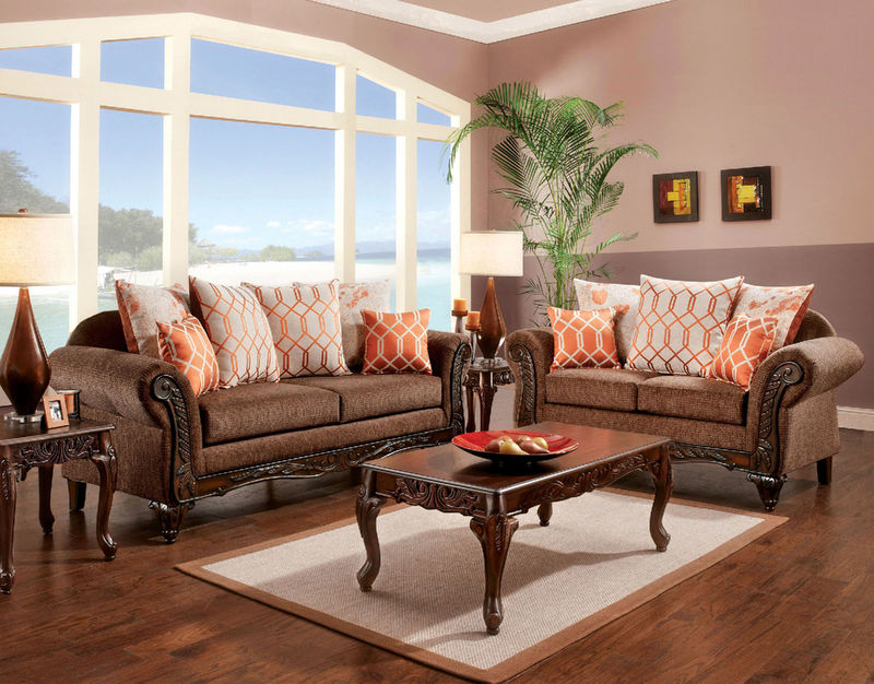 Orange Living Room Set. orange living room sets you ll love ...