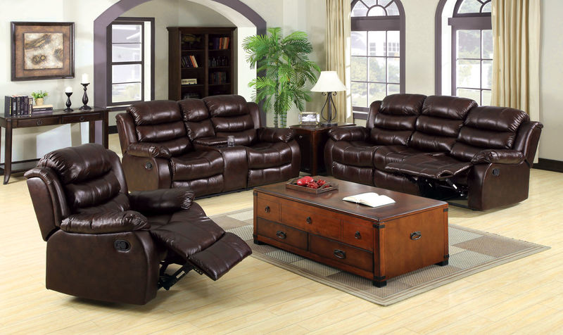 Berkshire Reclining Living Room Set