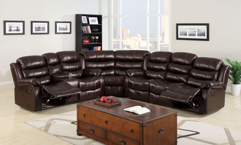 Berkshire Reclining Sectional