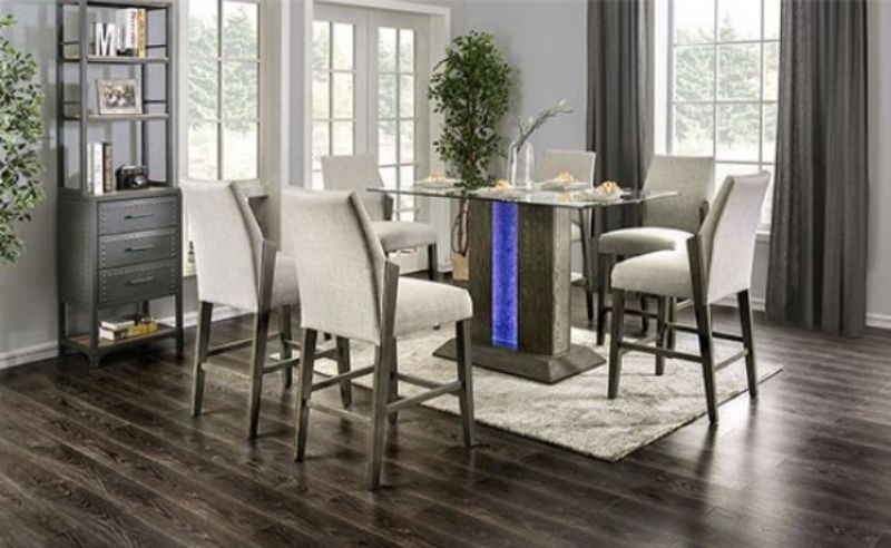 Turton Counter Height Dining Room Set
