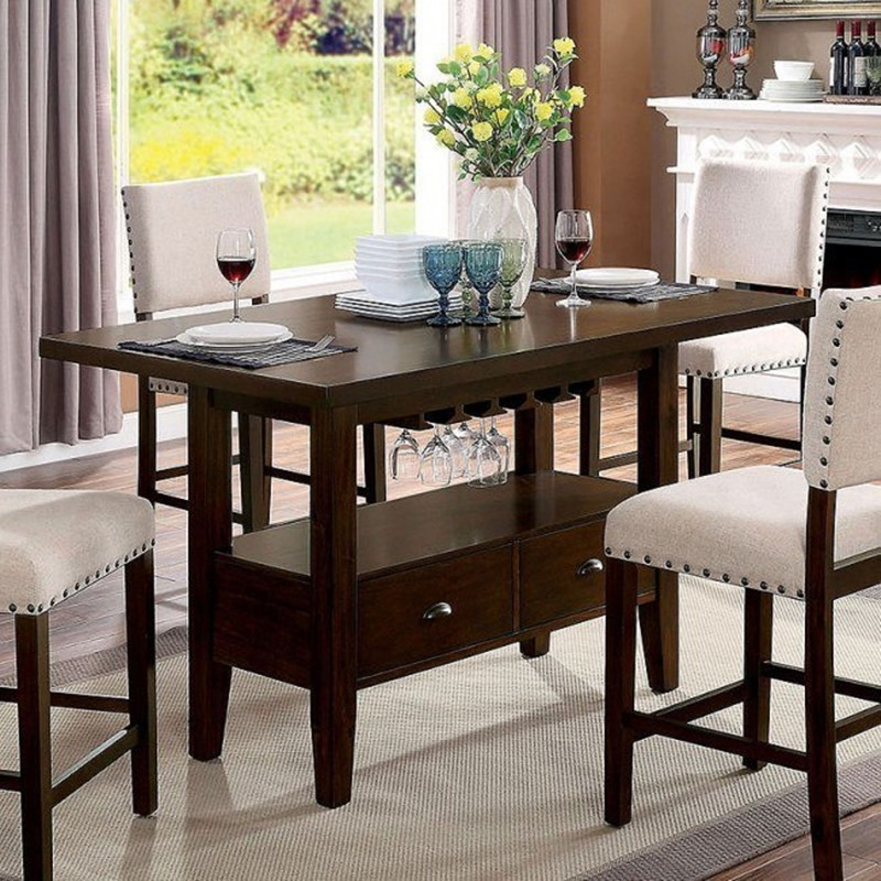 Lordello Counter Height Dining Room Set