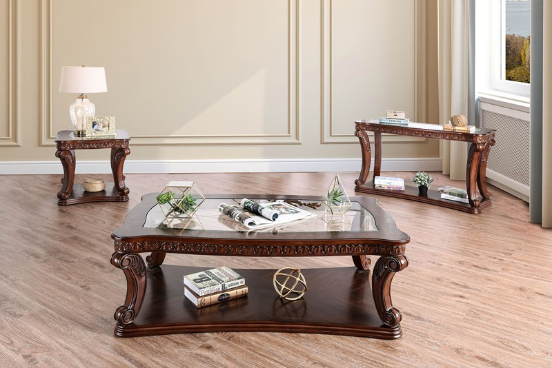 Walworth Coffee Table Set