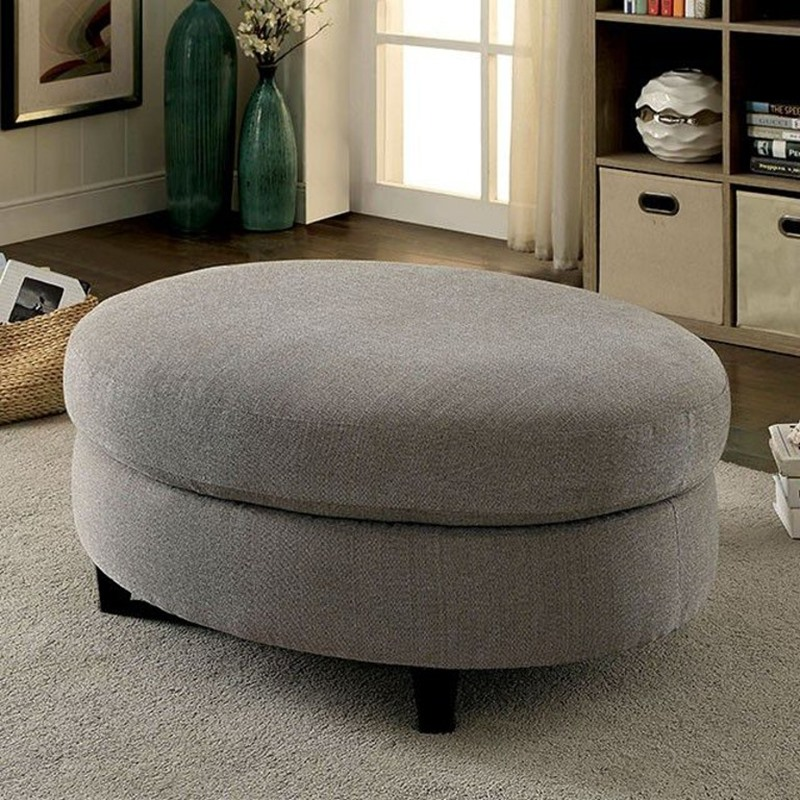Sarin Sectional in Warm Gray