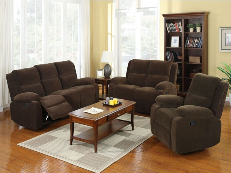 Haven Reclining Living Room Set