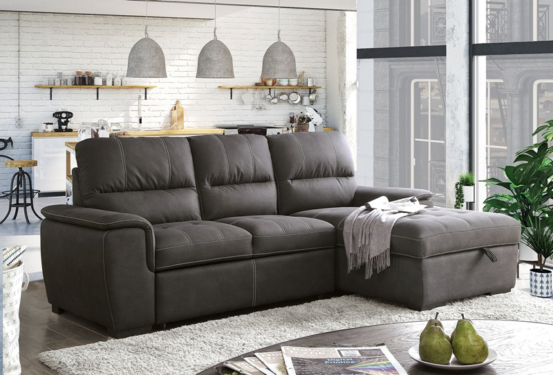 Awe Inspiring Cm6604 Glenys Sectional Furniture Of America Free Delivery Caraccident5 Cool Chair Designs And Ideas Caraccident5Info