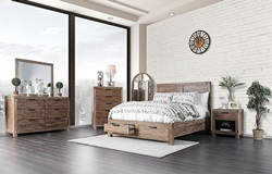 Wynton Bedroom Set with Storage Drawers