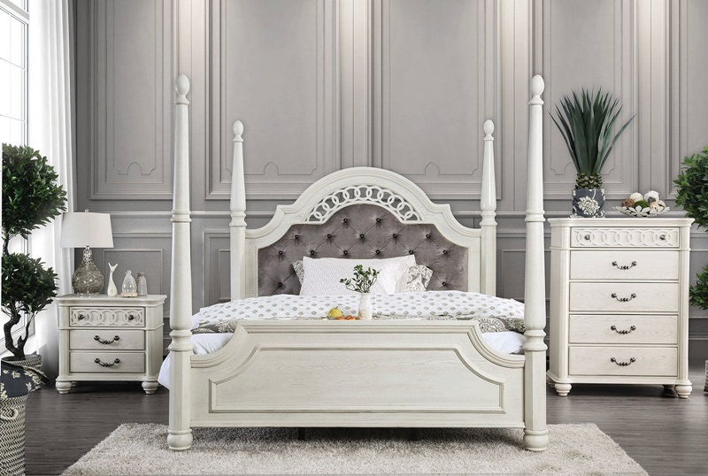 CM7427 Fantasia Bedroom Set   Furniture of America   Free Delivery