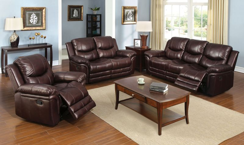 Carlisle Reclining Living Room Set