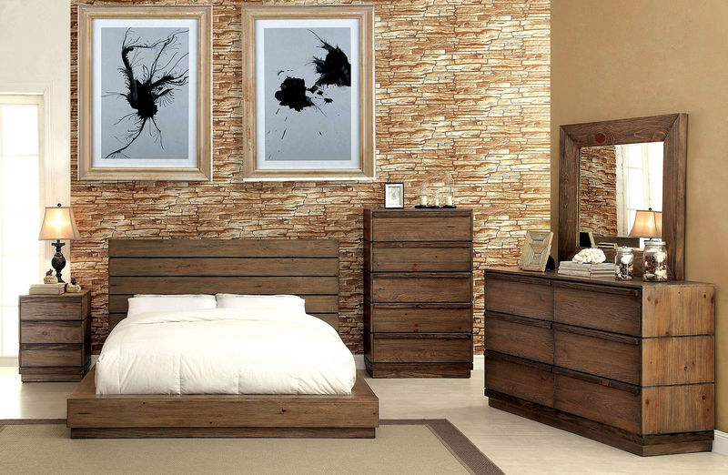 Coimbra Bedroom Set