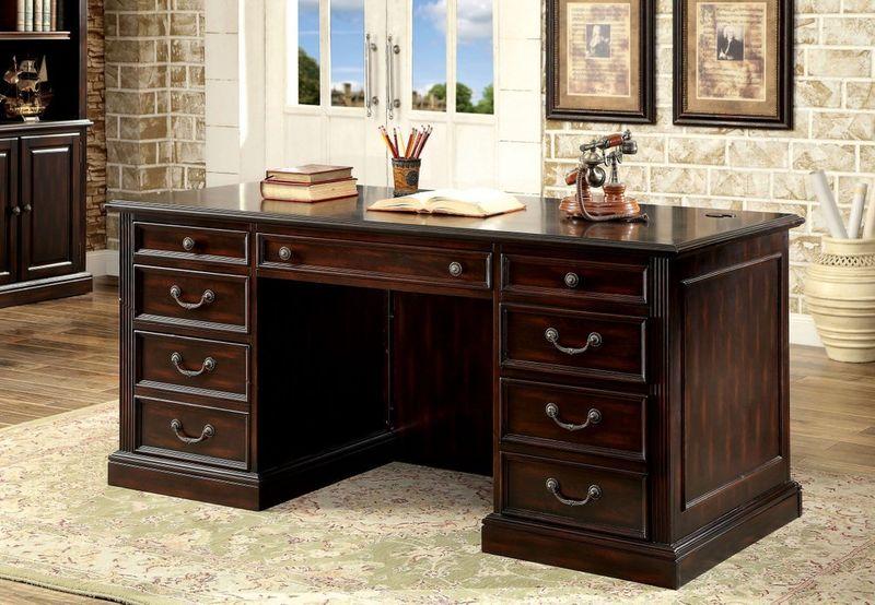 Coolidge Executive Desk