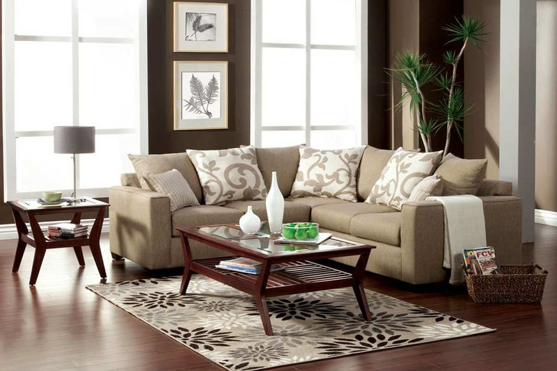 Cranbrook Sectional in Beige