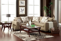Colebrook Sectional in Beige