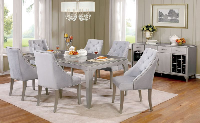 Diocles Formal Dining Room Set