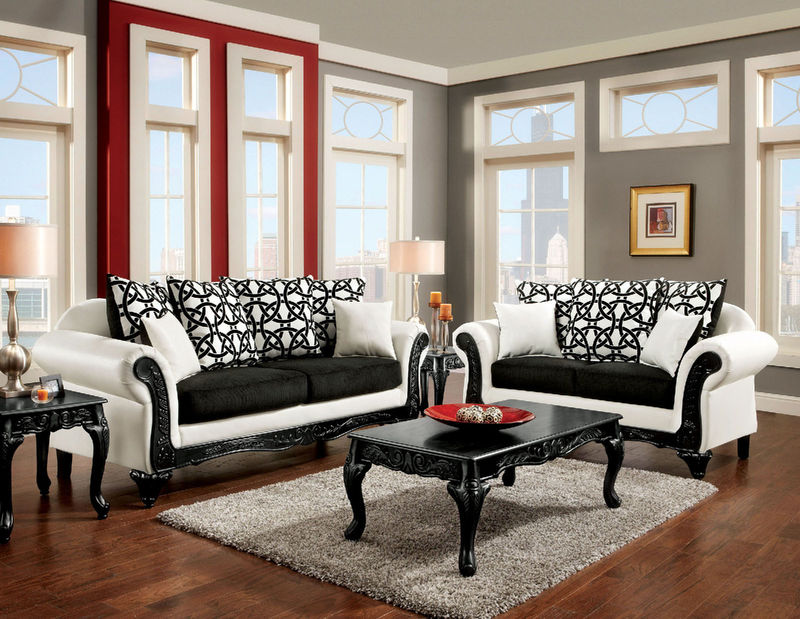 Dolphy Living Room Set