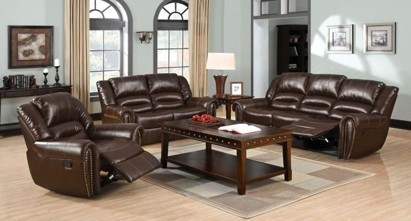 Dundee Reclining Living Room Set