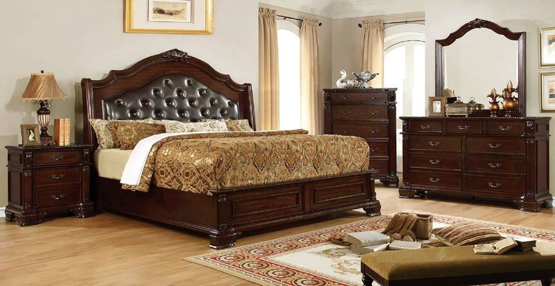 Edinburgh Bedroom Set