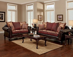 Ellis Formal Living Room Set