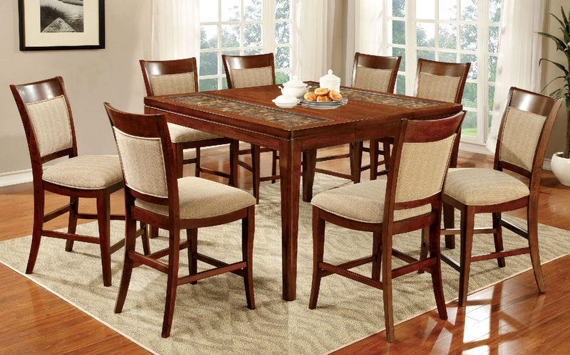 Emmett Counter Height Dining Room Set
