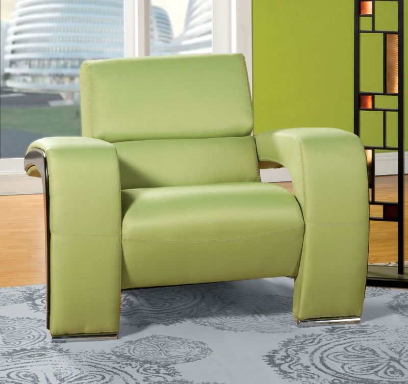 sm6014 enez living room set in green enez living room set in green