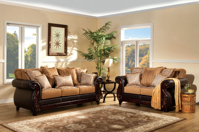 Frankford Living Room Set