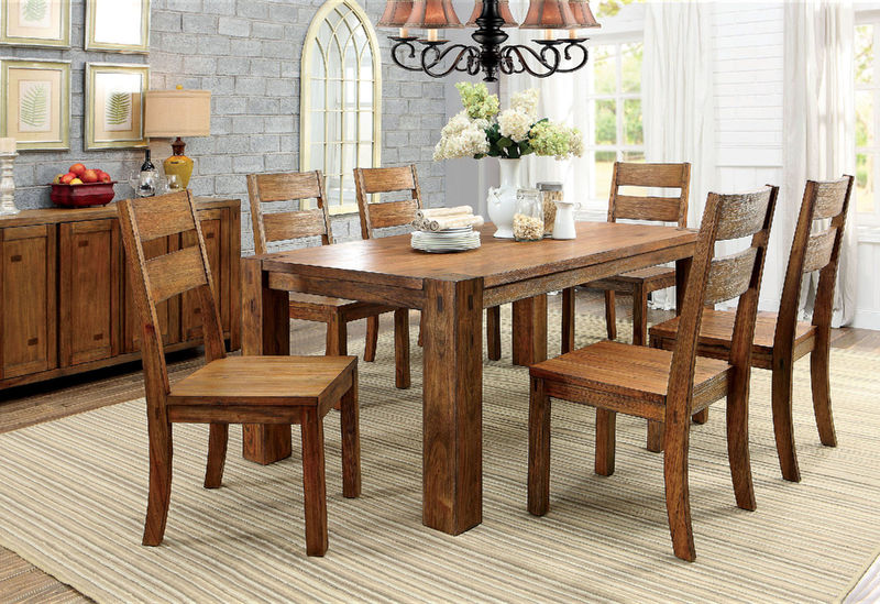 Frontier Dining Room Set