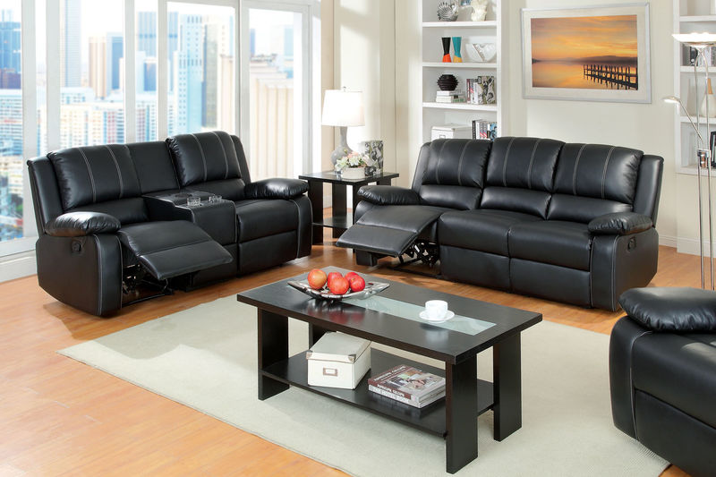 Gaffey Reclining Living Room Set