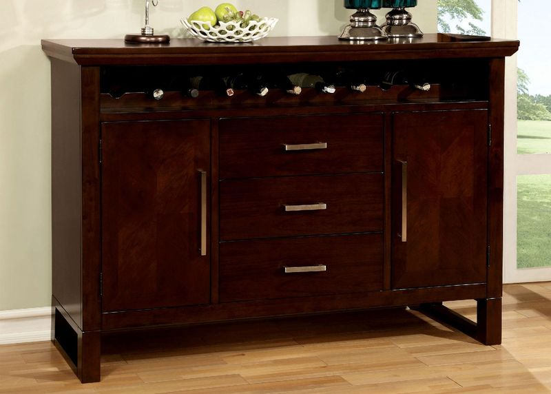 Garrison Counter Height Dining Room Set