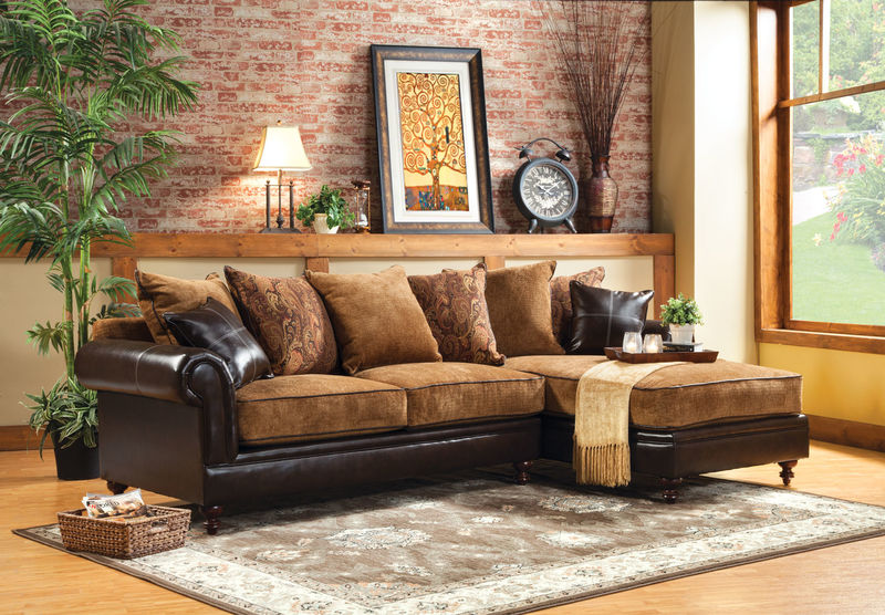 Gaspard Sectional Sofa
