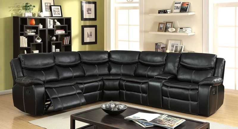 Gatria Reclining Sectional