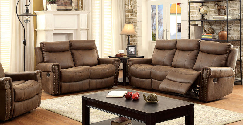 Geddes Reclining Living Room Set
