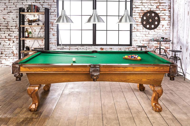 Gondomar Pool Table Set & Dallas Designer Furniture | Gondomar Pool Table Set